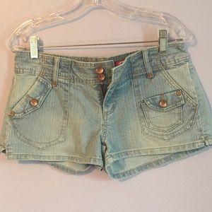 Glo Jean shorts